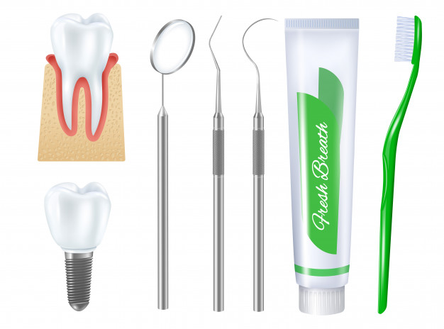 Oralni kirurgi podajo navodila ustne higiene po posegu