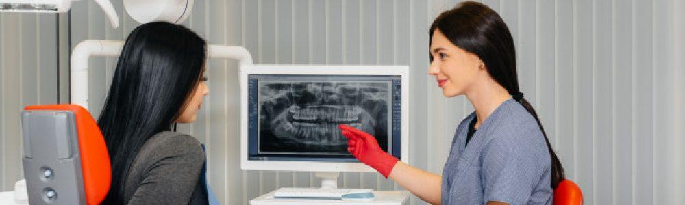 Zobni rentgen zobozdravniku omogoči pravilno odločitev za zdravljenje zo